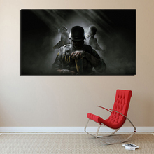 Rainbow Six Siege Year 4 Canvas Painting Prints Bedroom Home Decoration Artworks Modern Wall Art Oil Posters Pictures