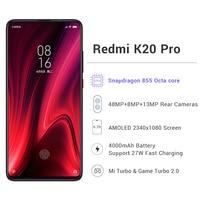Global ROM Original Xiaomi Redmi K20 Pro Xiaomi Mobile Phones