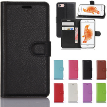 Wallet Flip Case For Apple iPhone 4 4S 5