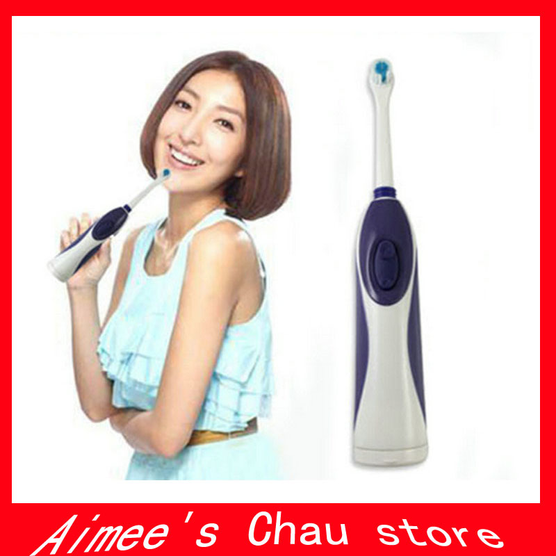 50PCSLOT Free Shipping Electric toothbrush waterproof automatic toothbrush Adult & Children Oral Hygiene Dental Care