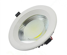 Free Shipping Super bright 7W/10W/15W COB Led downlight 85-265V Recessed LED Ceiling light down light Lamp warm cold white стоимость