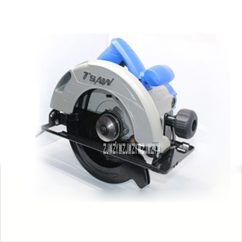 New Hot High Quality 7 Inch Electric Circular Saws M1Y-DS-185 Industrial Grade Saws Electric Woodworking Tools 220V/50HZ 1100W цена