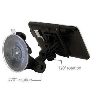 Image 5 - Sunshield MP3 및 WMA 파일이있는 자동차 GPS 네비게이터 시스템 오디오 입력 자동차 FM 송신기 GPS 로케이터 비디오 플레이어 TXT 포맷팅