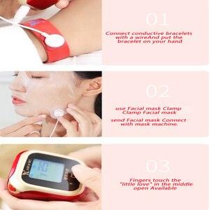 Image 5 - Fabrika doğrudan satış EMS ion maskesi güzellik enstrüman negatif iyon ithalat güzellik maskesi enstrüman masaj konfor yorgunluk test cihazı