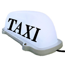 taxi top light USB interface 3M connection light-emitting