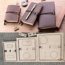 Molde de cuero para bolsa de pasaporte, plantilla de herramienta de troquelado manual