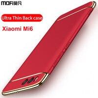 Xiaomi 6 Case Xiaomi 6 Case Cover Glitter Luxury 3 In 1 Protective Armor Caps Back