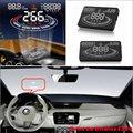 Для Skoda Superb/Yeti 2015 2016 Автомобилей Head Up Display Saft Вождение Проекционный Экран-Refkecting Лобовое Стекло
