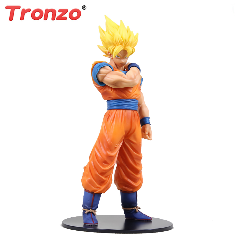 DBZ Dragon Ball Z Super Figure Tag Fighters Son Gokou Goku PVC Statue 18cm NoBox