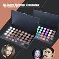 40 Colores de Sombra de Ojos Perla Sombra de Ojos Mate Shimmer Paletas Compactos Tierra Caliente Conjuntos Luminosos de Maquillaje Paleta de Sombra de Ojos Cosméticos