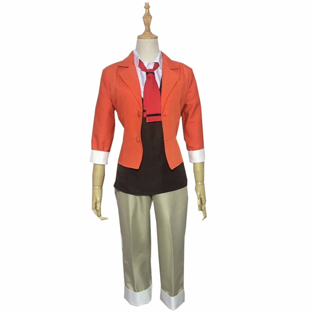 2017 Servamp Mahiru Shirota Cosplay Costume