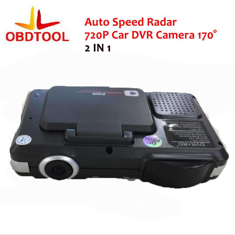 Obdtool Auto Vehicle Flow Tachometer Radar Car Auto Dvr