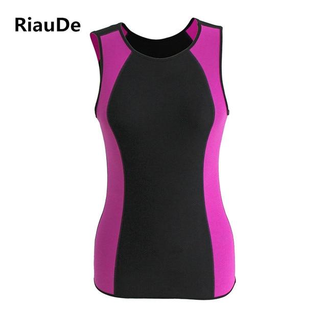 Discount Collection .21 – New Slimming Vest Neoprene Body Shaper Short Sleeve Waist Trainer Weight Loss Shapewear Vest Hot Sale Sweat Tummy Control Vest