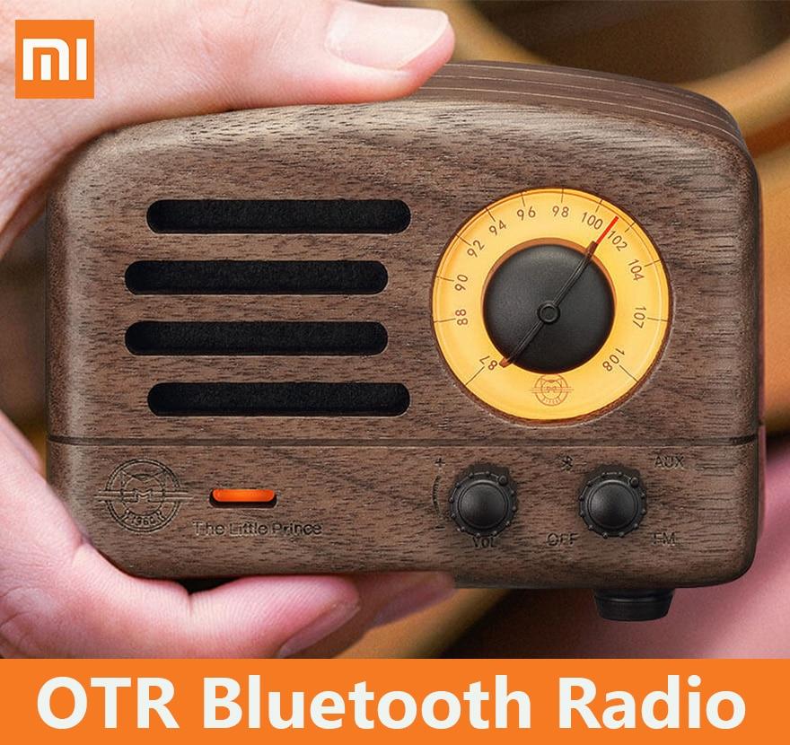 xiaomi maowang OTR blutooth radio speaker little prince good sound voice quality mini portable mp3 music