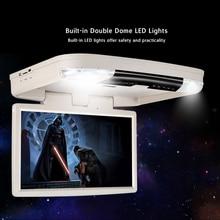 15.6 polegada Montagem Do Telhado DVD Player com IR Transmissor FM MP5