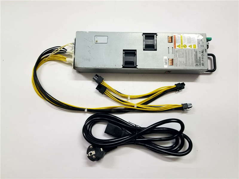 Power-Supply ANTMINER S5 FOR Pinidea 450M 600M A4 138M A900M 12V 4pcs Switching 6PIN