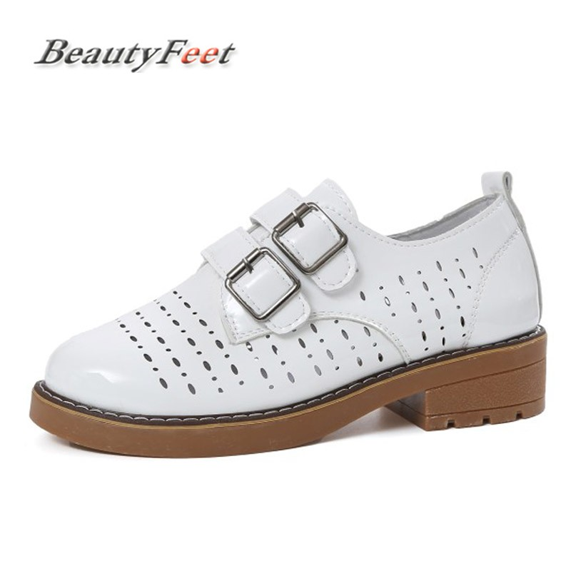 BeautyFeet Spring Women Shoes Leather Fashion Flats Casual Shoes Woman Hook&Loop Loafers Ladies Shoes Moccasins Zapatos Mujer 2017 autumn fashion real leather women flats moccasins comfortable summer ladies shoes cut outs loafers woman casual shoes st181