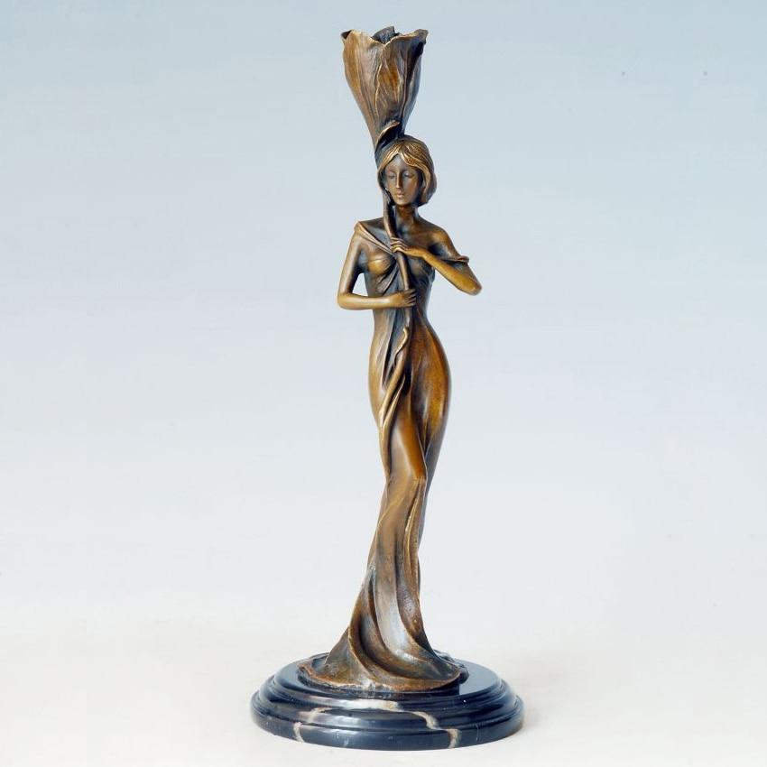 ATLIE Bronzes Κλασσικό χάλκινο άγαλμα - Διακόσμηση σπιτιού