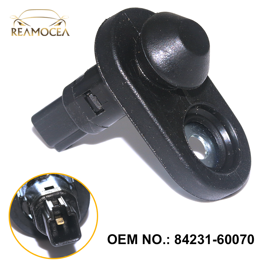 Reamocea 84231-52010 84231-60070 Door Courtesy Light Lamp Switch Fit For Lexus RX350 <font><b>Toyota</b></font> Camry <font><b>4Runner</b></font> Corolla RAV4 Yaris image