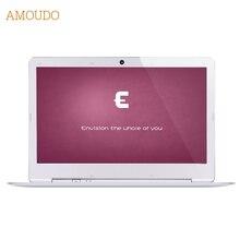 Amoudo-S3 14 дюймов 8 ГБ Ram + 120 ГБ SSD + 750 ГБ HDD Intel Pentium Quad Core Windows 7/10 система Моды Новый Ноутбук Ноутбук