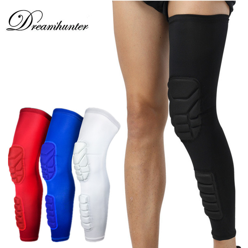 Breathable Basketball Sports Kneepad Kneelet Protective Men Women Soccer Cycling Fitness knee pads Sleeve