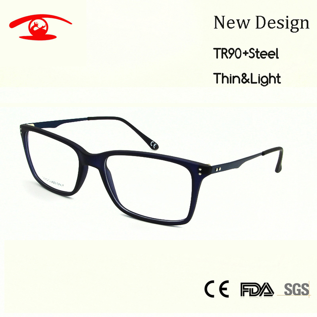 1ca346ce4 New Italy Design Vintage Eyeglasses High Quality TR90 Thin&Light Optical  Frame Prescription Eyewear Glasses Oculos de grau