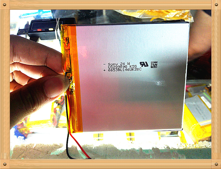 Computer & Büro Größe 299098 3,7 V 3500 Mah Lithium-tablet Polymer Batterie Mit Schutz Bord Für Pda Tablet Pcs Digital Produkte Bequemes GefüHl