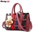 Women bag Women leather bag Female bag 2017 new bag female sweet fashion handbags Messenger bag shoulder bag