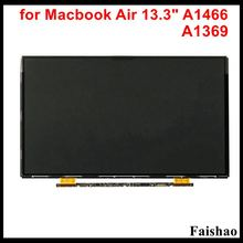 Faishao Brand New LCD LED Display Screen NT133WGB-N81 LP133WP1-TJA7 for Apple Macbook Air 13.3″ A1369 A1466 Replacement