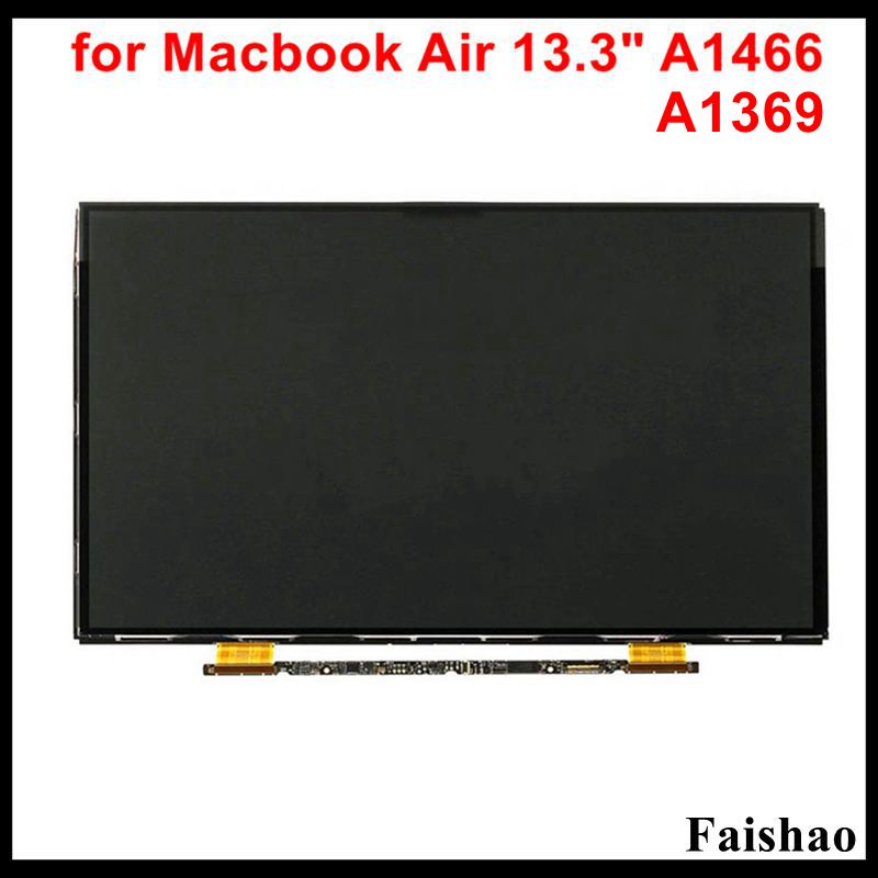 Faishao tout nouveau écran LED lcd écran NT133WGB-N81 LP133WP1-TJA7 pour Apple Macbook Air 13.3