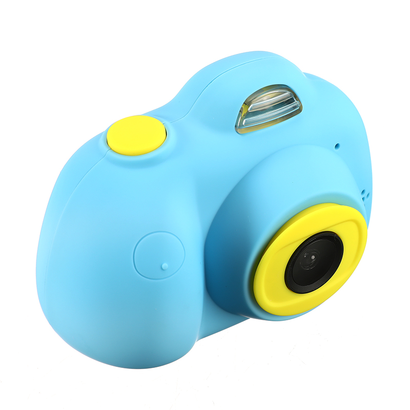 Mini Cute Camera Educational HD Digital Double Lens Photo Camera Photography Birthday Gift Camera for Children
