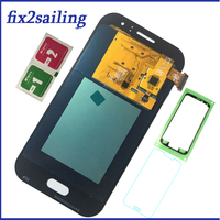 Replacement AMOLED LCD for Samsung Galaxy J110 SM J110F J110H J110FM LCD Display Touch Screen Digitizer Assembly 100% Tested