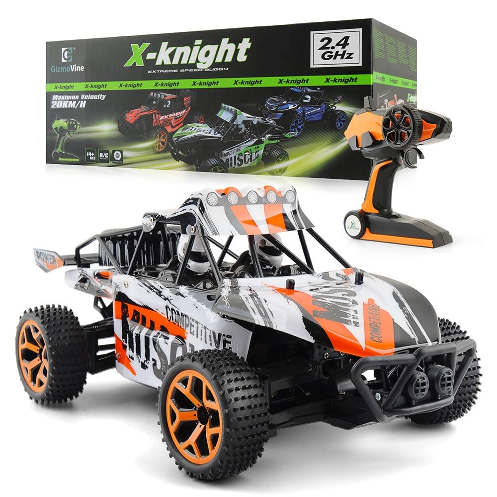 1/18 Rc Auto 4wd 2.4g Dubbele Motoren Rijden Buggy Model Off-road Auto Afstandsbediening Auto Voor Kinderen Matching In Kleur