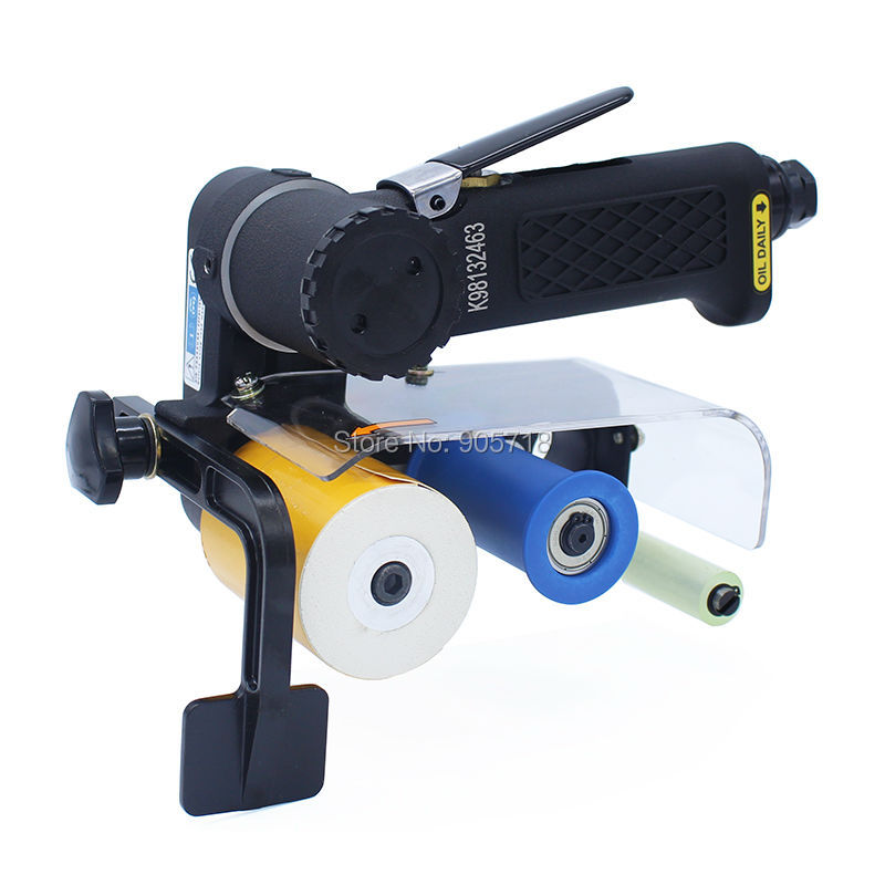 High Quality DR-TM-1 Pneumatic Belt Sander Air Powered Belt Polishing Tools 60*285MM Sander Blet Paper