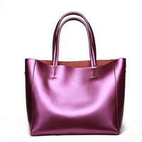 From Natural Cowhide Leather Female Hand Bags For Women Belts Made Of Genuine Leather Bags High