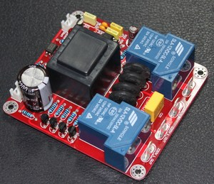 Image 5 - KYYSLB amplifier Class A delay soft start temperature protection board (with switch function)