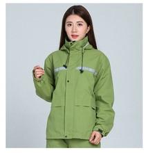 Raincoat Women/Men Suit Rain Coat Outdoor Women Hood Motorcycle Camping Fishing Gear Poncho