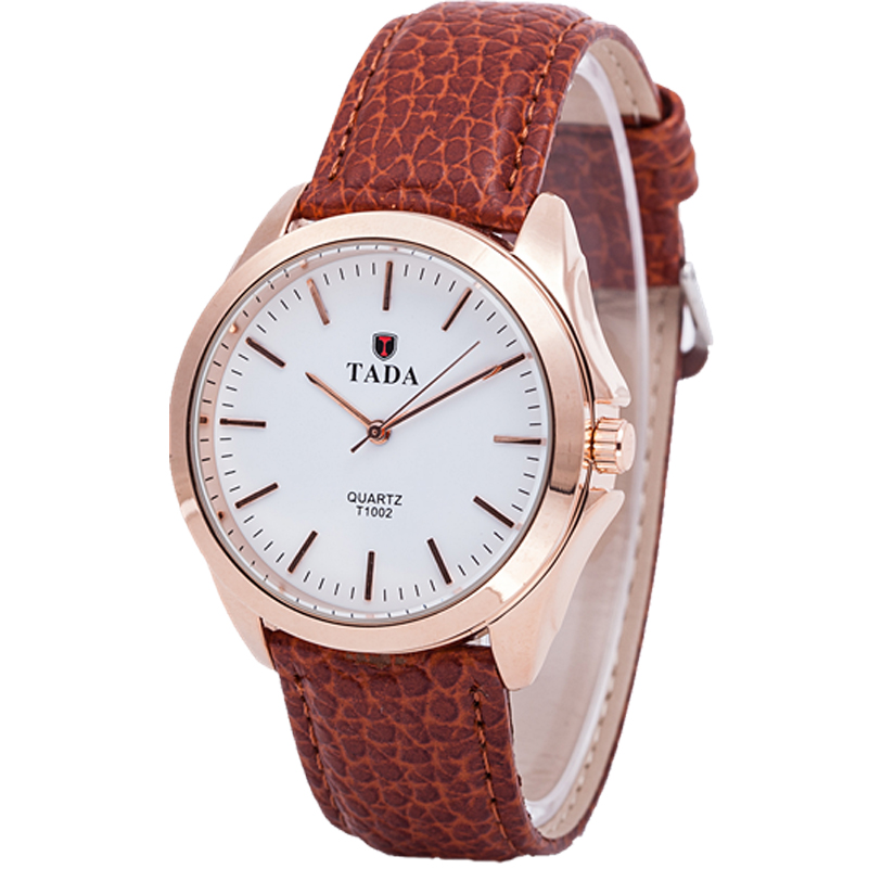 Top Quality Fashion Brand TADA T002 Japan Quartz Movement Relojs 3ATM Waterproof Hot Sale Men's Wristwatches Younth Watches tada brand luxury high quality 3atm waterproof japan quartz movement watches relojs lady fashion genuine leather watches