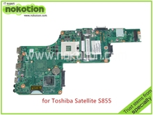 PN 1310A2509904 SPS V000275210 For toshiba satellite L855 S855 only for i5 i3 motherboard HM77 HD4000 graphics DDR3