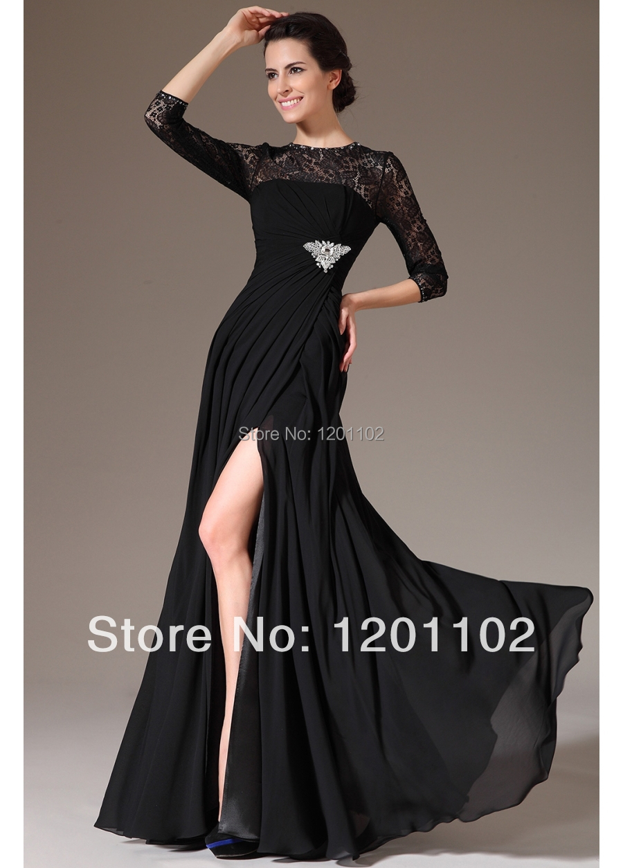 online buy wholesale black gala dress from china black gala dress wholesalers. Black Bedroom Furniture Sets. Home Design Ideas