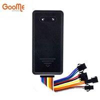 Goome GM06NW Batería Incorporada Para Vehículo GSM Tracker GPS Localizador Motocicleta Coche Micro Localización y Cortar la Alimentación de Aceite