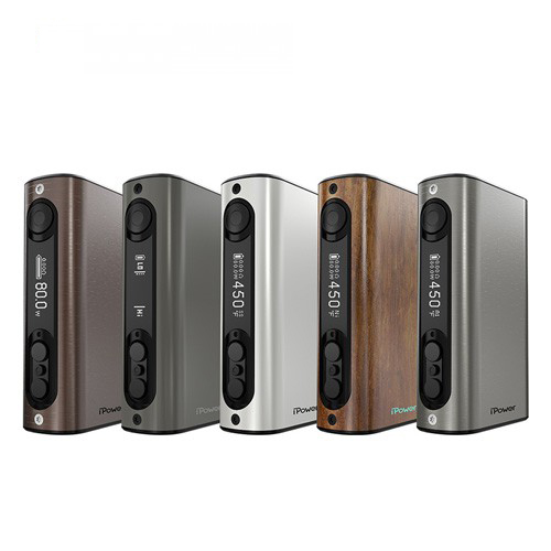 ФОТО Eleaf iPower 80W 5000mAh Temperature Control Mod box eleaf ipower electronic cigarette battery build in ecigarette battery