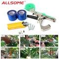 ALLSOME садовый инструмент для связывания растений Tapetool Tapener машина для обрезки веток ручная обвязка машина для упаковки овощей