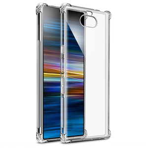 Для Sony Xperia 1 8 5 10 II XA2 XA1 Plus Ace L1 L2 L3 XZ2 XZ3 XZ1 XZS Premium Compact XA Ultra Airbag чехол противоударный ТПУ чехол