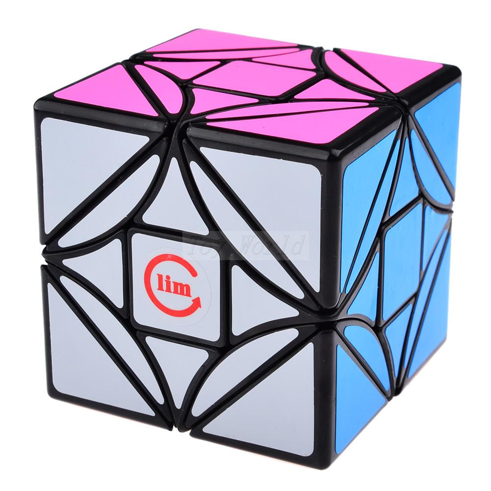 Small Cubes And Limited P: Funs LimCube Cut Version Dreidel 3x3x3 Magic Cube Limited