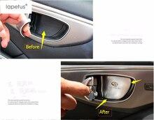 Нержавеющаясталь! Интимные аксессуары для Infiniti Q70 2015 2016 2017 внутренняя автомобиля Дверная ручка чаши литье комилект отделка 4 шт.