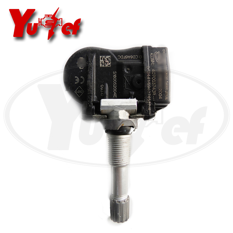 Tire Pressure Sensor TPMS for RENAULT Megane 3 III 10/2008 02/2016 OE#40700 3743R Tire Pressure Monitor Systems     - title=