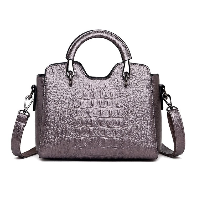 Wholesale Luxury Women Leather Handbags High Quality Fashion Shoulder Bags Crocodile Crossbody Tote Big Capacity Messenger PurseWholesale Luxury Women Leather Handbags High Quality Fashion Shoulder Bags Crocodile Crossbody Tote Big Capacity Messenger Purse