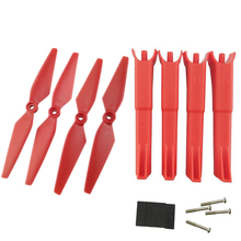 MJX Bugs 2 B2W Propellers and Landing Gear for MJX B2C B2W GPS Drone Blades Spare Parts Quadcopter Accessories