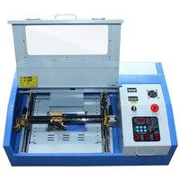 Small laser cutting machine price 3020 laser engraving machine co2 laser engraving machine 50w